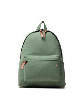 Polo Ralph Lauren Polo Ralph Lauren Batoh Backpack 405842685004 Zelená