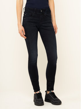 G-Star RAW G-Star RAW Дънки Skinny Fit D06746-6545-89 Тъмносин Skinny Fit