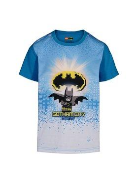 LEGO Wear LEGO Wear Marškinėliai Movie 2 Batman® 51315 22502 Spalvota Regular Fit