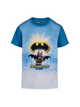 LEGO Wear LEGO Wear T-Shirt Movie 2 Batman® 51315 22502 Kolorowy Regular Fit