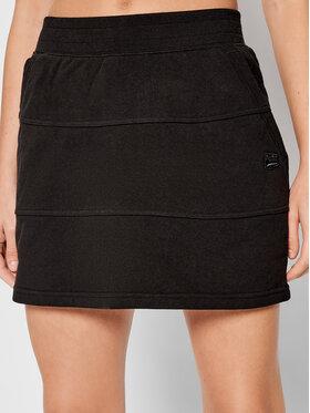 Puma Puma Mini sukňa Downtown 599664 Čierna Regular Fit