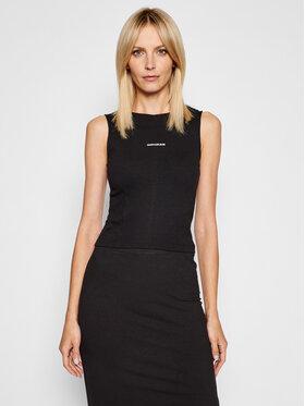 Calvin Klein Jeans Calvin Klein Jeans Majica J20J217172 Crna Slim Fit