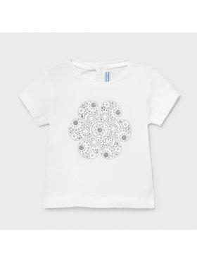 Mayoral Mayoral T-shirt 105 Blanc Regular Fit