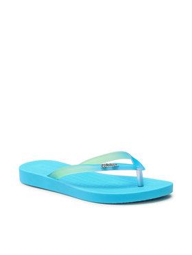 Melissa Melissa Japonki Sun Flip Flop Ad 33493 Niebieski
