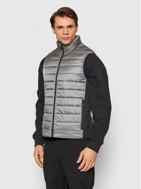 Calvin Klein Calvin Klein Weste Essential Side Logo K10K107337 Grau Regular Fit