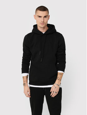 Only & Sons ONLY & SONS Bluză Ceres Life 22018685 Negru Regular Fit
