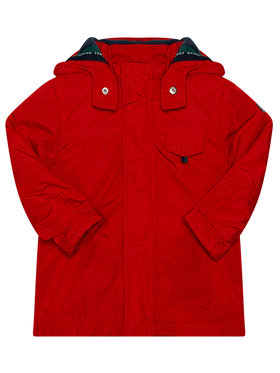 Mayoral Mayoral Übergangsjacke 2486 Rot Regular Fit