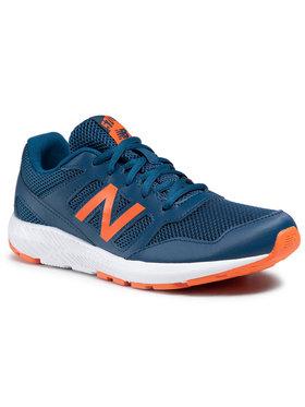 New Balance New Balance Sneakersy YK570BO2 Granatowy