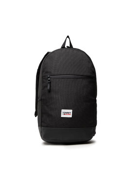 Tommy Jeans Tommy Jeans Rucsac Tjm Urban Essentials Backpack AM0AM06872 Negru
