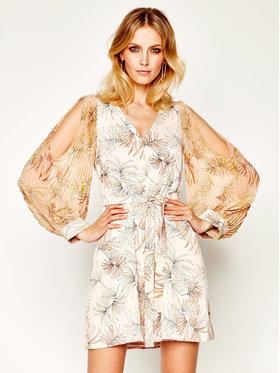 Marella Marella Robe de jour Armony 32215201 Beige Regular Fit