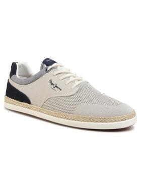 Pepe Jeans Pepe Jeans Espadrillas Maui Sport Knit PMS10284 Beige