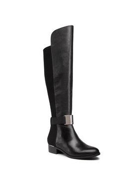 Calvin Klein Calvin Klein Μπότες Gennie E3058 Μαύρο