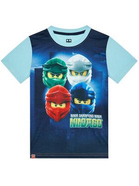 LEGO Wear LEGO Wear T-Shirt 12010099 Σκούρο μπλε Regular Fit