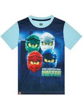 LEGO Wear LEGO Wear T-shirt 12010099 Tamnoplava Regular Fit