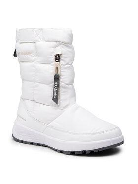Columbia Columbia Śniegowce Paninaro™ Omni-Heat™ Pull On BL0118 Biały