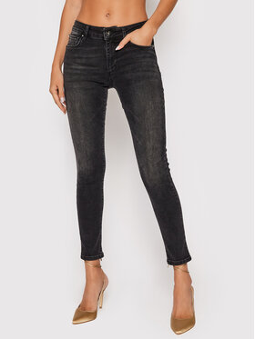 Fracomina Fracomina Jeans FP21WV8023D40901 Nero Skinny Fit