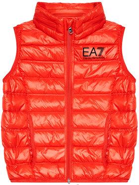 EA7 Emporio Armani EA7 Emporio Armani Gilet 8NBQ01 BN29Z 1485 Rosso Regular Fit