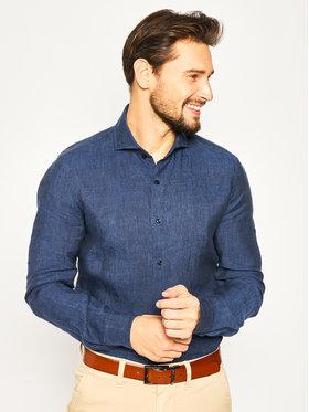 Joop! Joop! Marškiniai 17 Jsh-69Pajos 30019770 Tamsiai mėlyna Slim Fit