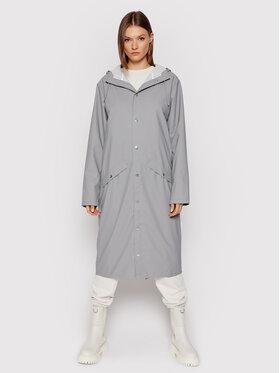 Rains Rains Veste imperméable Unisex 1836 Gris Regular Fit