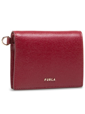 Furla Furla Malá dámská peněženka Armonia WP00034-A.0391-CGQ00-1-007-20-CN-P Bordó