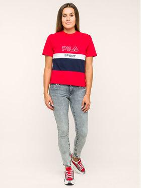 Fila Fila T-shirt 682852 Rouge Regular Fit