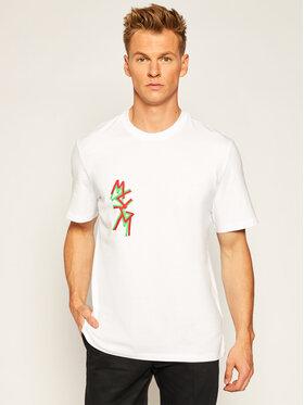 MSGM MSGM T-Shirt 2940MM70 207598 Bílá Regular Fit