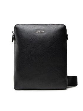 Calvin Klein Calvin Klein Saszetka Minimalism Flatpack K50K507308 Czarny