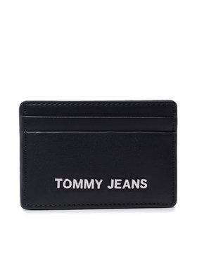 Tommy Jeans Tommy Jeans Bankkártya tartó Tjw Ess Cc Holder AW0AW10178 Fekete