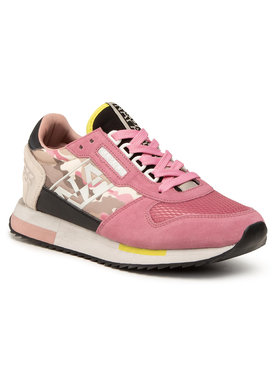 Napapijri Napapijri Sneakersy Vicky NP0A4FKJP Różowy