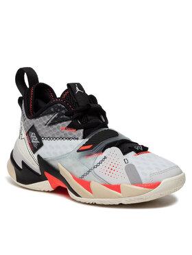 Nike Nike Обувки Jordan Why Not Zero.3 CD3003 101 Бял