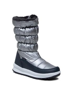 CMP CMP Μπότες Χιονιού Holse Wmn Snow Boot Wp 39Q4996 Ασημί