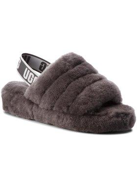 Ugg Ugg Pantofole W Fluff Yeah Slide 1095119 Grigio