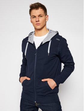 CMP CMP Sweatshirt 3C88677T Dunkelblau Slim Fit