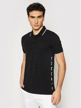 Lacoste Lacoste Polo marškinėliai PH0102 Juoda Slim Fit