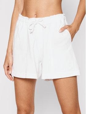 Marc O'Polo Marc O'Polo Sportske kratke hlače 104 4035 17003 Bijela Regular Fit