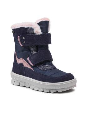 Superfit Superfit Μπότες Χιονιού GORE-TEX 1-009214-8010 M Σκούρο μπλε