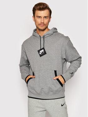 Nike Nike Μπλούζα Jordan Jumpman Classics CV2244 Γκρι Standard Fit