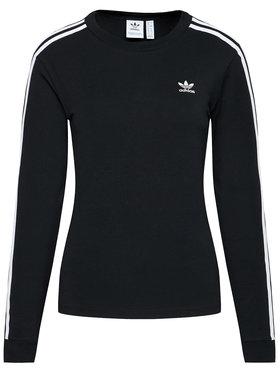 adidas adidas Bluză adicolor Classics GN2911 Negru Standard Fit
