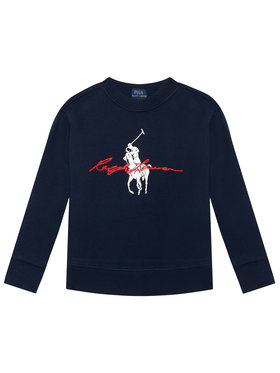 Polo Ralph Lauren Polo Ralph Lauren Sweatshirt Ls Cn 323839336002 Bleu marine Regular Fit