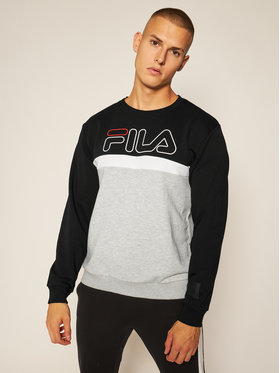 Fila Fila Bluza Laurus 683182 Szary Regular Fit