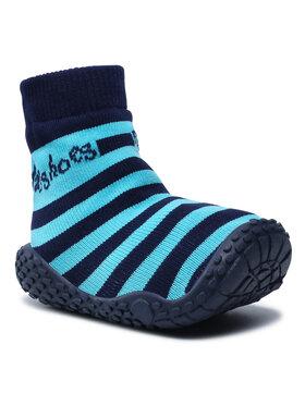 Playshoes Playshoes Boty 174802 Modrá