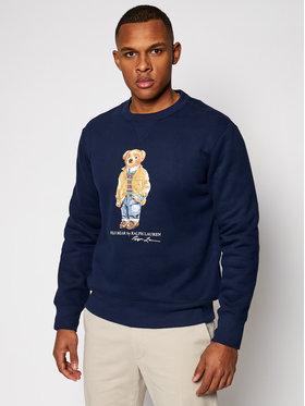 Polo Ralph Lauren Polo Ralph Lauren Sweatshirt Magic Fleece 710829165001 Bleu marine Regular Fit
