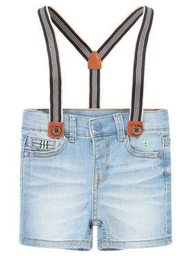 Mayoral Mayoral Pantaloncini di jeans 1284 Blu Regular Fit