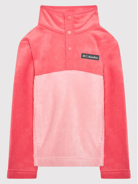 Columbia Columbia Fleecová mikina Steens Mtn™ Fleece 1863931 Ružová Regular Fit