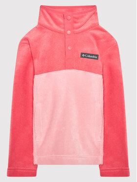 Columbia Columbia Polár kabát Steens Mtn™ Fleece 1863931 Rózsaszín Regular Fit