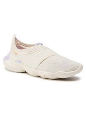 NIKE NIKE Παπούτσια Free Rn Flyknit 3.0 AQ5708 201 Μπεζ