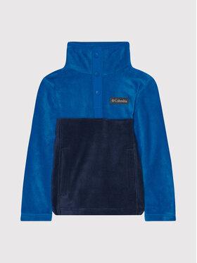 Columbia Columbia Fleecová mikina Steens Mtn™ Fleece 1863931 Tmavomodrá Regular Fit