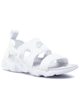 NIKE NIKE Sandały Owaysis Sandal CK9283 100 Biały