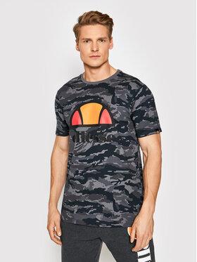 Ellesse Ellesse Marškinėliai Alta Via SHI11375 Pilka Regular Fit