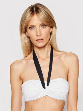 Lauren Ralph Lauren Lauren Ralph Lauren Haut de bikini LR9GD81E Blanc
